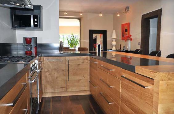 Meuble cuisine moderne ordinary meuble cuisine maroc img2 for Cuisine americaine bois