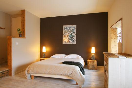 Chambre Gris Taupe Et Rose : chambre romantique moderne  Maroc Meuble