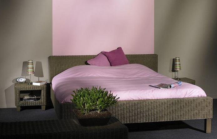 Meuble de chambre blanc quelle couleur pour les murs design de maison - Exemple couleur chambre ...
