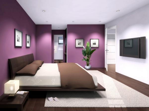 Peinture pour chambre maroc meuble for Peinture chambre adulte