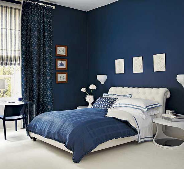 Peinture pour chambre maroc meuble - Couleur de chambre moderne ...
