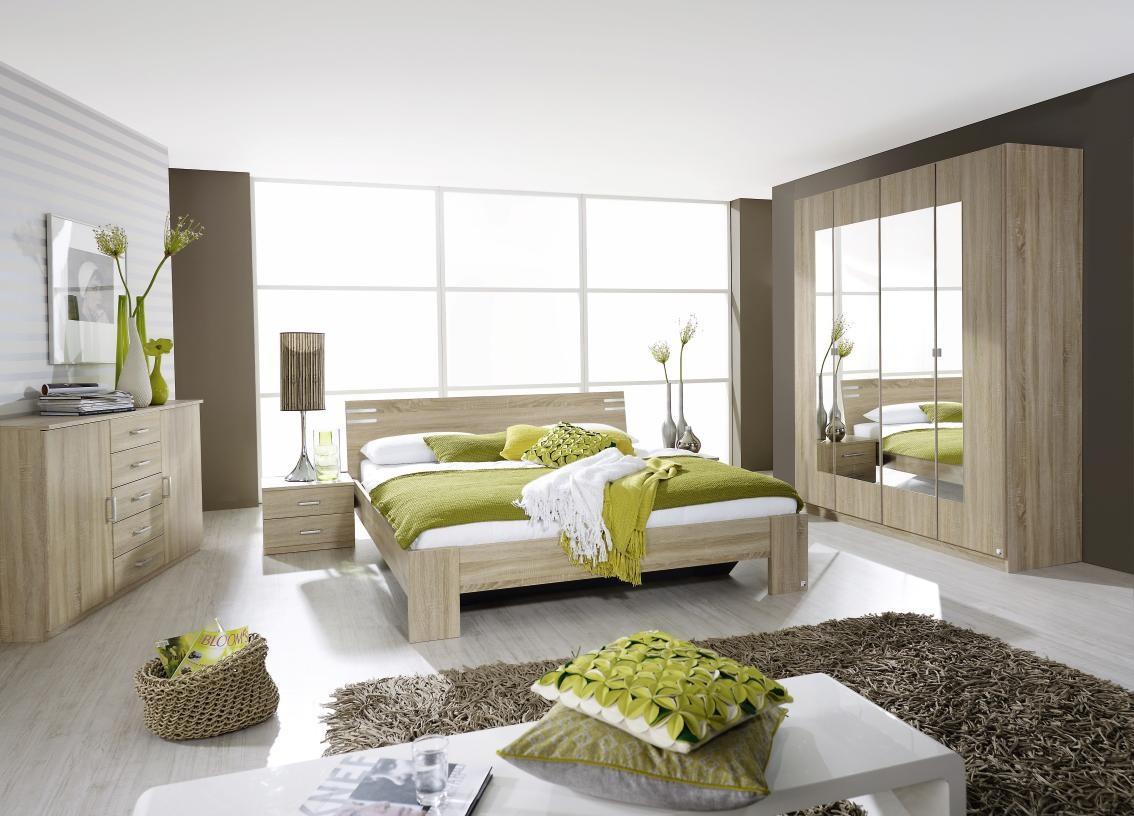 Chambre A Coucher En Bois Massif Moderne : Decoration Chambre a Coucher