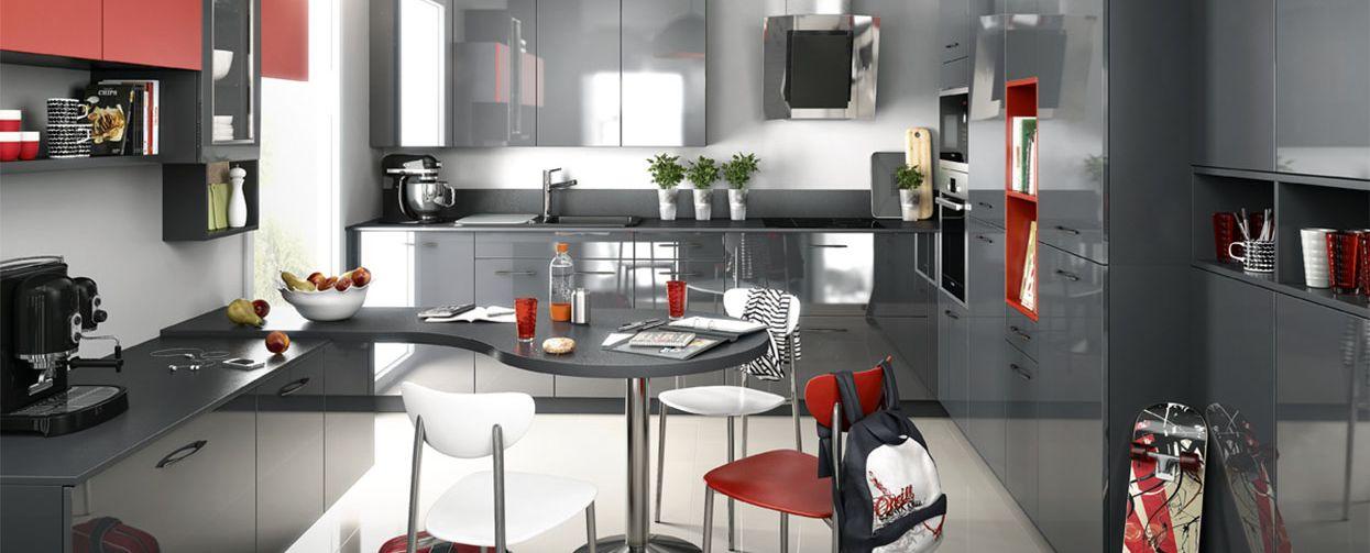 Mod le cuisine quip e maroc melia kiffa maroc meuble for Cuisine amenagee avec table integree